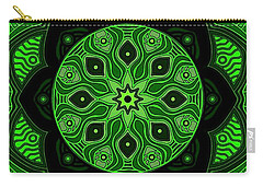 Green Beauty Carry-all Pouch