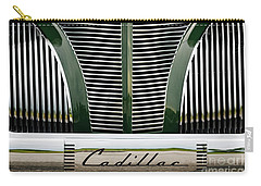 Green Cadillac Carry-all Pouch
