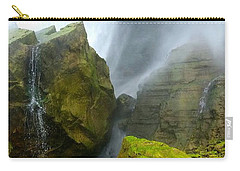 Green Falls Carry-all Pouch