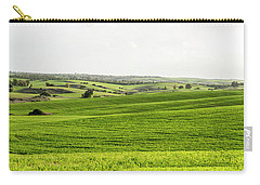 Green Fields. Carry-all Pouch
