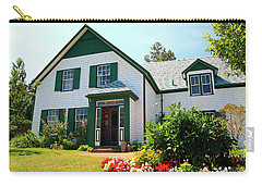 Green Gables House, Cavendish, P.e.i Carry-all Pouch