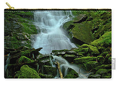Green Grow The Mosses Carry-all Pouch
