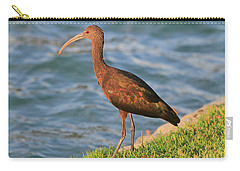 Green Ibis 4 Carry-all Pouch