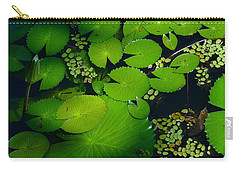 Green Islands Carry-all Pouch