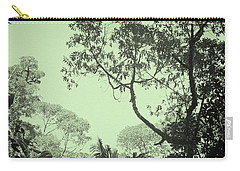 Green Jungle Carry-all Pouch