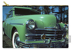 American Limousine 1957 - Historic Car Photo Carry-all Pouch