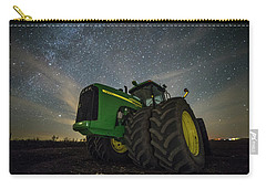 Carry-all Pouch featuring the photograph Green Machine  by Aaron J Groen
