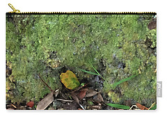 Green Man Spirit Photo Carry-all Pouch