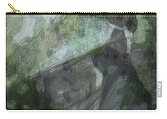 Green Mist Carry-all Pouch by Kathie Chicoine