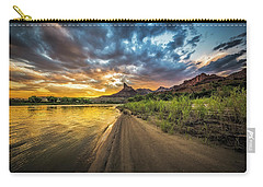 Green River, Utah 2 Carry-all Pouch