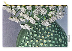 Green Slip Still Carry-all Pouch