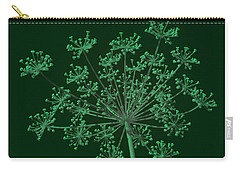 Green Carry-all Pouch by Steve Gravano