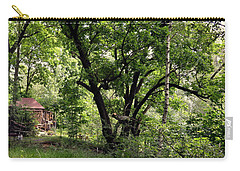 Green Summer Carry-all Pouch by Henryk Gorecki