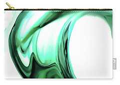 Green Swell Carry-all Pouch