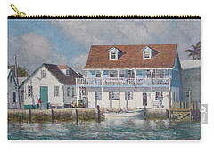 Green Turtle Cay Past And Present Carry-all Pouch