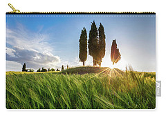 Green Tuscany Carry-all Pouch