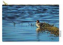 Green-winged Teal Carry-all Pouch