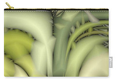 Greens Carry-all Pouch by Ron Bissett