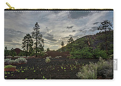 Carry-all Pouch featuring the photograph Greet The Day by Gaelyn Olmsted