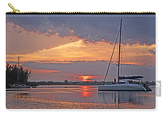 Greet The Day Carry-all Pouch by HH Photography of Florida
