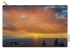 Greet The Marble View Morning Carry-all Pouch