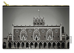 Greetings From Asbury Park Carry-all Pouch by Allen Beilschmidt