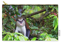 Grenada Monkey 2 Carry-all Pouch