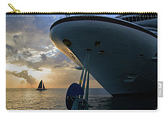 Grenada Sunset Carry-all Pouch
