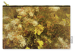 Grevillea And Prickly Cotton Heads Carry-all Pouch
