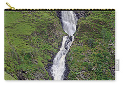 Grey Mare's Tail Carry-all Pouch