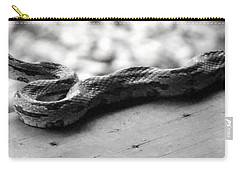 Grey Rat Snake Carry-all Pouch