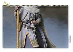 Grey Wizard Carry-all Pouch