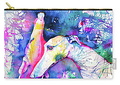 Greyhound Trance Carry-all Pouch