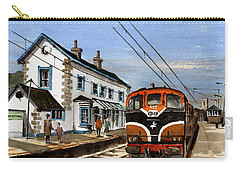Greystones Railway Station Wicklow Carry-all Pouch