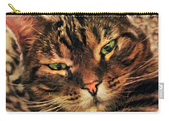 Griffin My Bengal Cat Carry-all Pouch