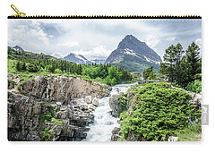 Carry-all Pouch featuring the photograph Grinnell Point by Margaret Pitcher