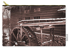 Grist Mill At Siver Dollar City Carry-all Pouch