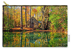 Grist Mill Carry-all Pouch by Geraldine DeBoer