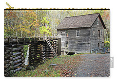 Grist Mill Carry-all Pouch by Lamarre Labadie