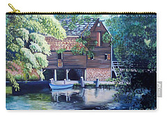Grist Mill Philipsburg N Y Carry-all Pouch