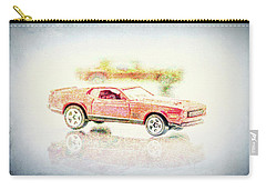 Gritty Mustang Mach 1 Carry-all Pouch