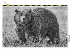 Brutus The Bear Carry-all Pouch