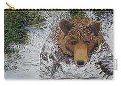 Grizzly Chase Carry-all Pouch