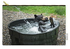 Grizzly Bathing Carry-all Pouch