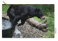 Grizzly Bear Carry-all Pouch