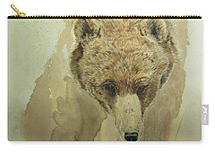 Grizzly Bear1 Carry-all Pouch