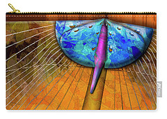 Carry-all Pouch featuring the photograph Groovin by Paul Wear