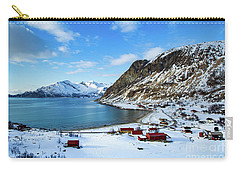 Grotfjord Norway Carry-all Pouch