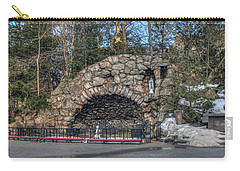 Grotto At Notre Dame University Carry-all Pouch