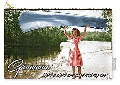 Grumman Canoe Carry-all Pouch